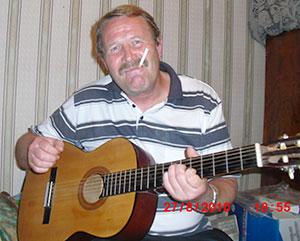 Люблю покурить и побрынчать на гитаре ))